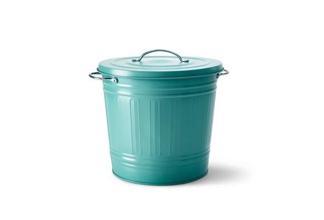 Waste sorting bins