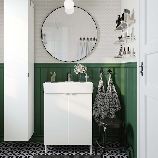 Creeer Je Nieuwe Badkamer Ikea