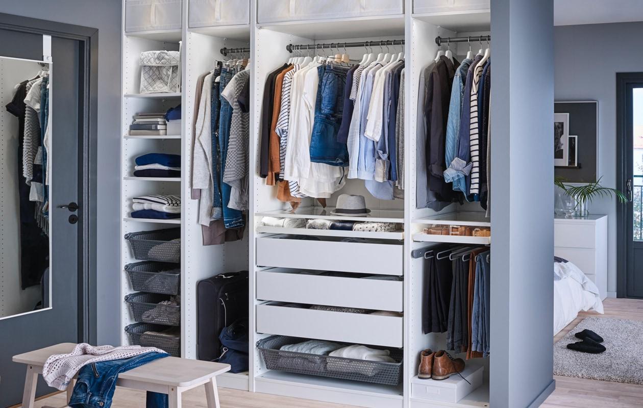 IKEA PAX kledingkasten