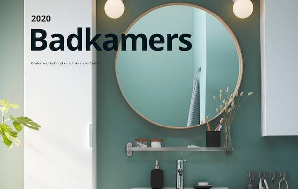 IKEA Brochure badkamers