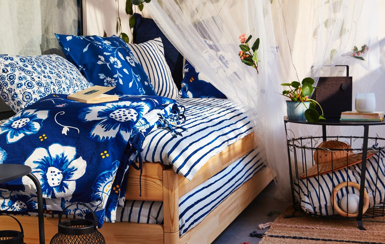 IKEA UTAKER single beds