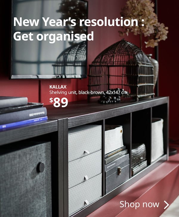 Get organised this year