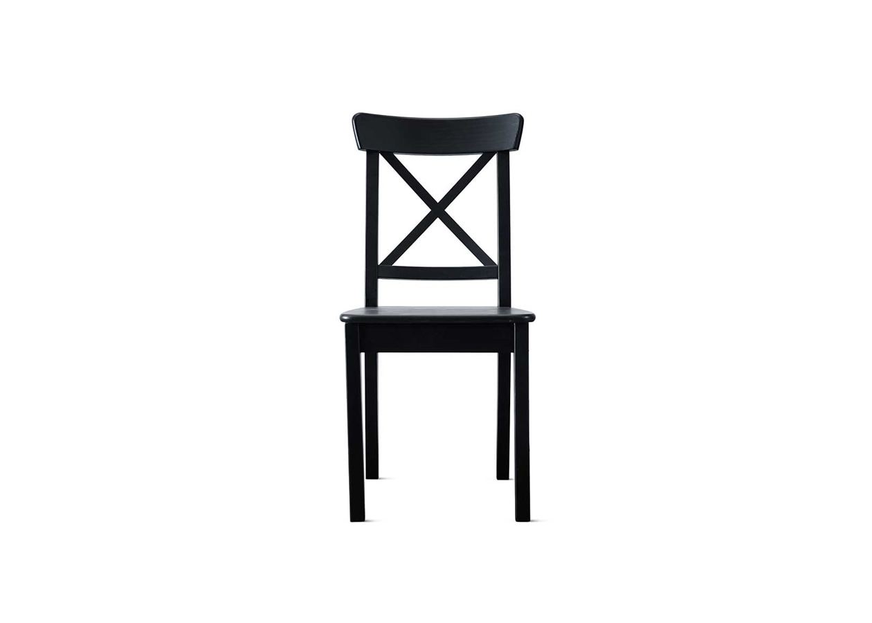 Dining chairs.