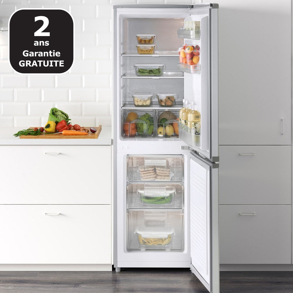 LAGAN Réfrigérateur/congélateur A+ IKEA