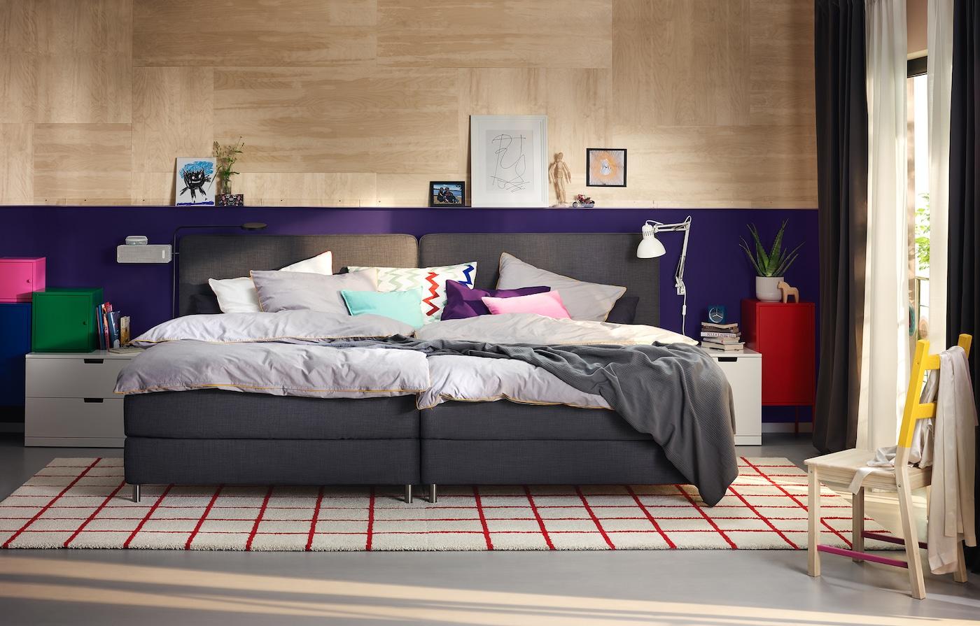 Stilsicheres Schlafzimmer in Beige - IKEA Deutschland