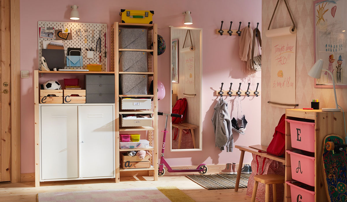 Furnishing Ideas Inspiration For Your Hallway Ikea