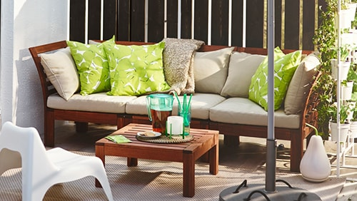 IKEA Outdoor lounging & relaxing furniture
