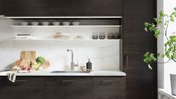 Galerieseite für Küchenfronten