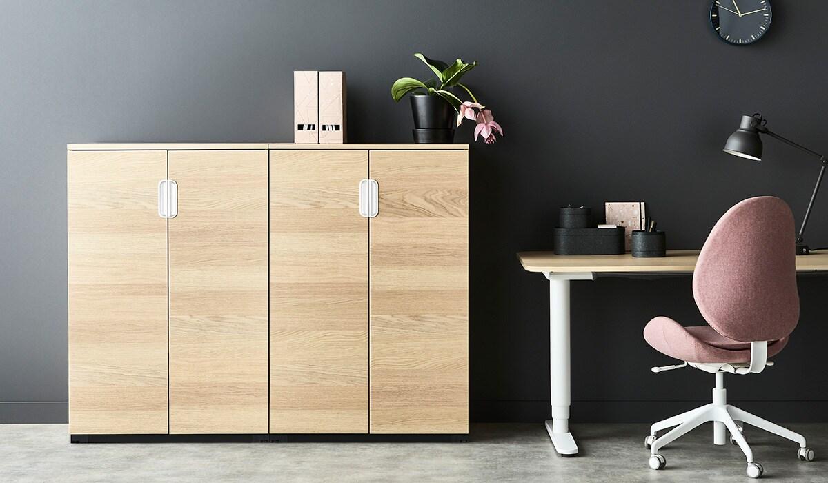 Home Office Im Wohnzimmer Tipps Ideen Ikea Schweiz