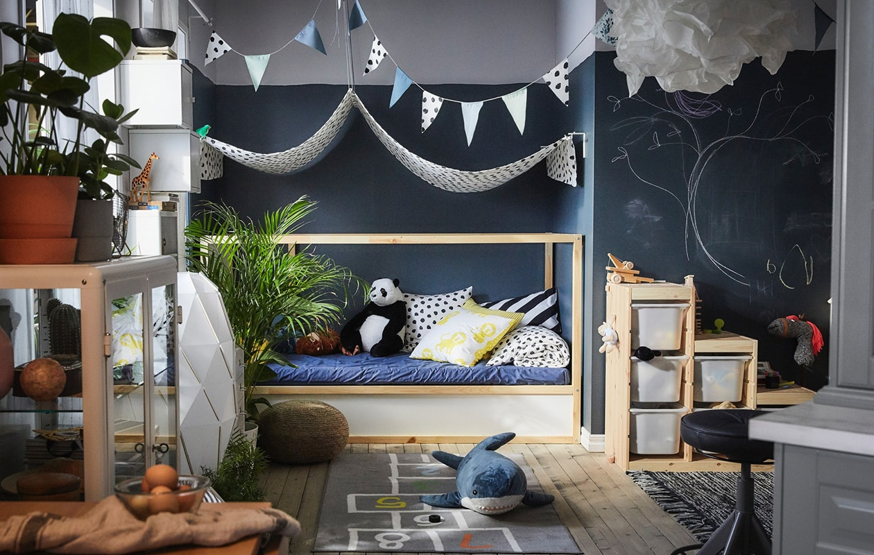 kids' bedroom inspiration ikea