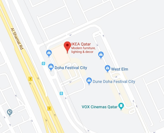 Find Your Nearest IKEA Store   IKEA Qatar - IKEA
