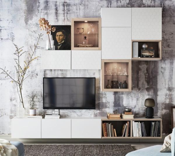Series mueblés salón - IKEA - IKEA
