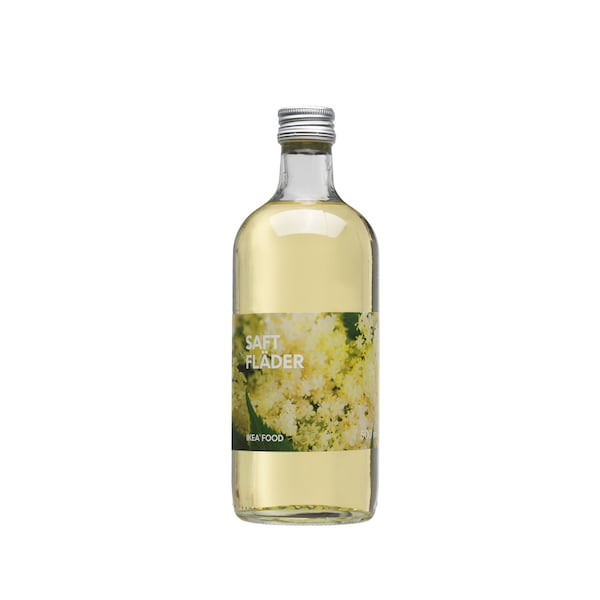 SAFT FLÄDER Elderflower syrup