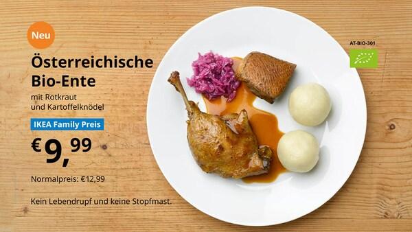 Österreichische Bio-Ente