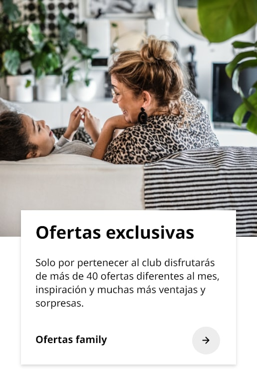 Ofertas Family exclusivas
