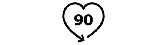 90-дневная возможность обменять или вернуть в магазин большинство матрасов для кроватей в спальню