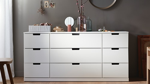 IKEA chests of drawers