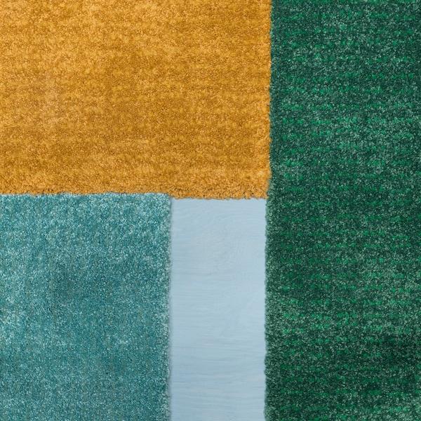 Ajoute Une Touche Pop Instantanée Avec Tapis Modernes Ikea