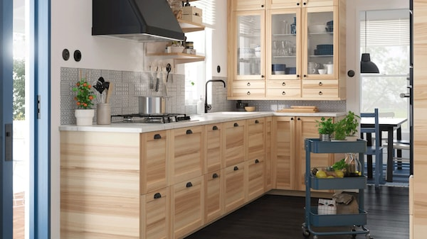 Create the relaxing feel that nature gives – in your kitchen