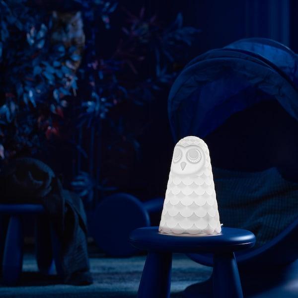 Lampe de table enfant SOLBO hibou
