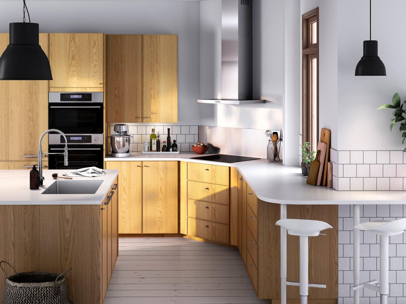 Arbeitsplatten nach Maß: Konfigurator für deine Küche – IKEA