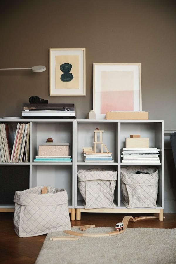 Ideen für mehr Stauraum im Kinderzimmer - IKEA Deutschland