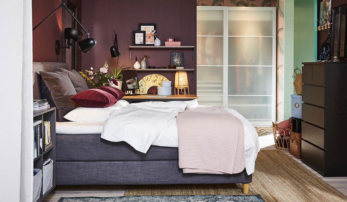 Furnishing ideas & inspiration for your bedroom - IKEA ...