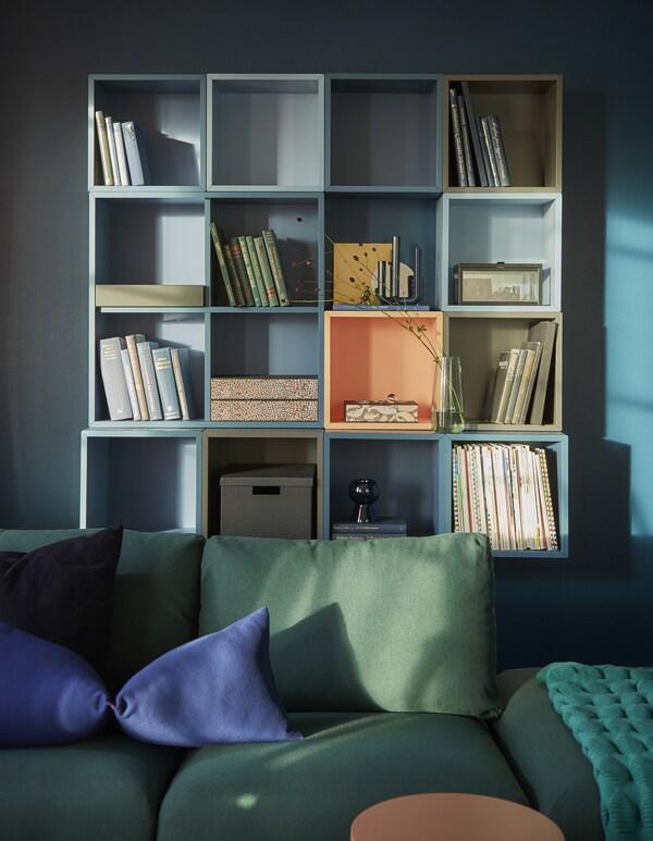 Wohnzimmer-Hängeschrank: Ideen für mehr Platz - IKEA Deutschland