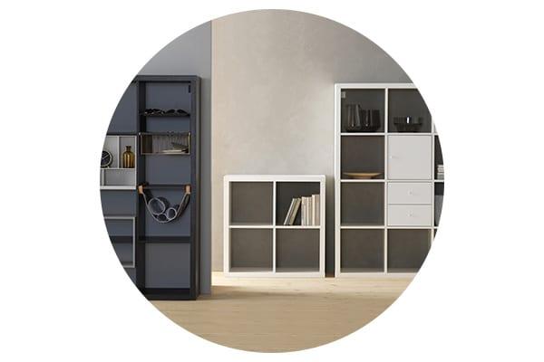 Серия мебели КАЛЛАКС для гостиной