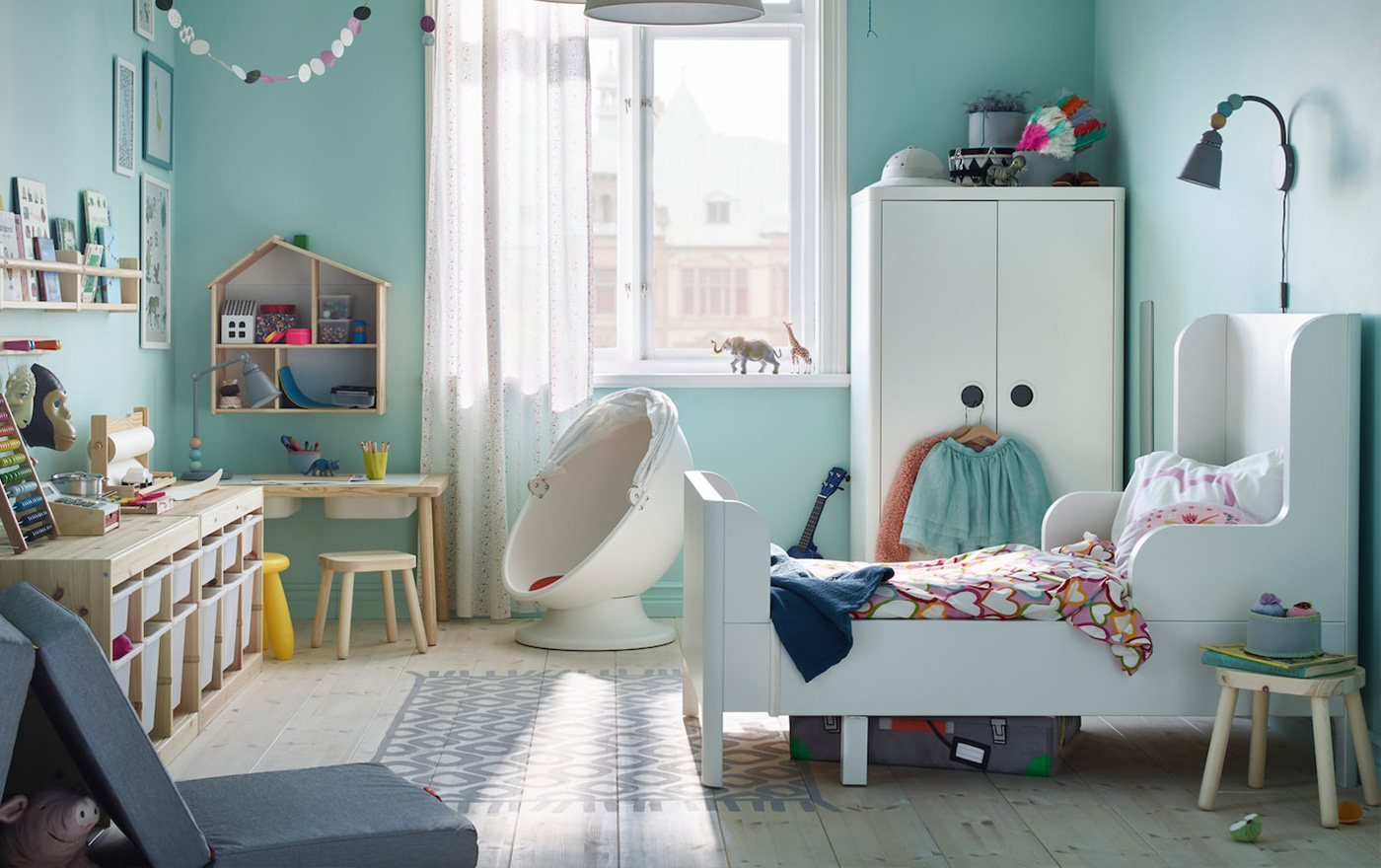 Kids bedroom furniture | Furnishing a kid\'s room - IKEA