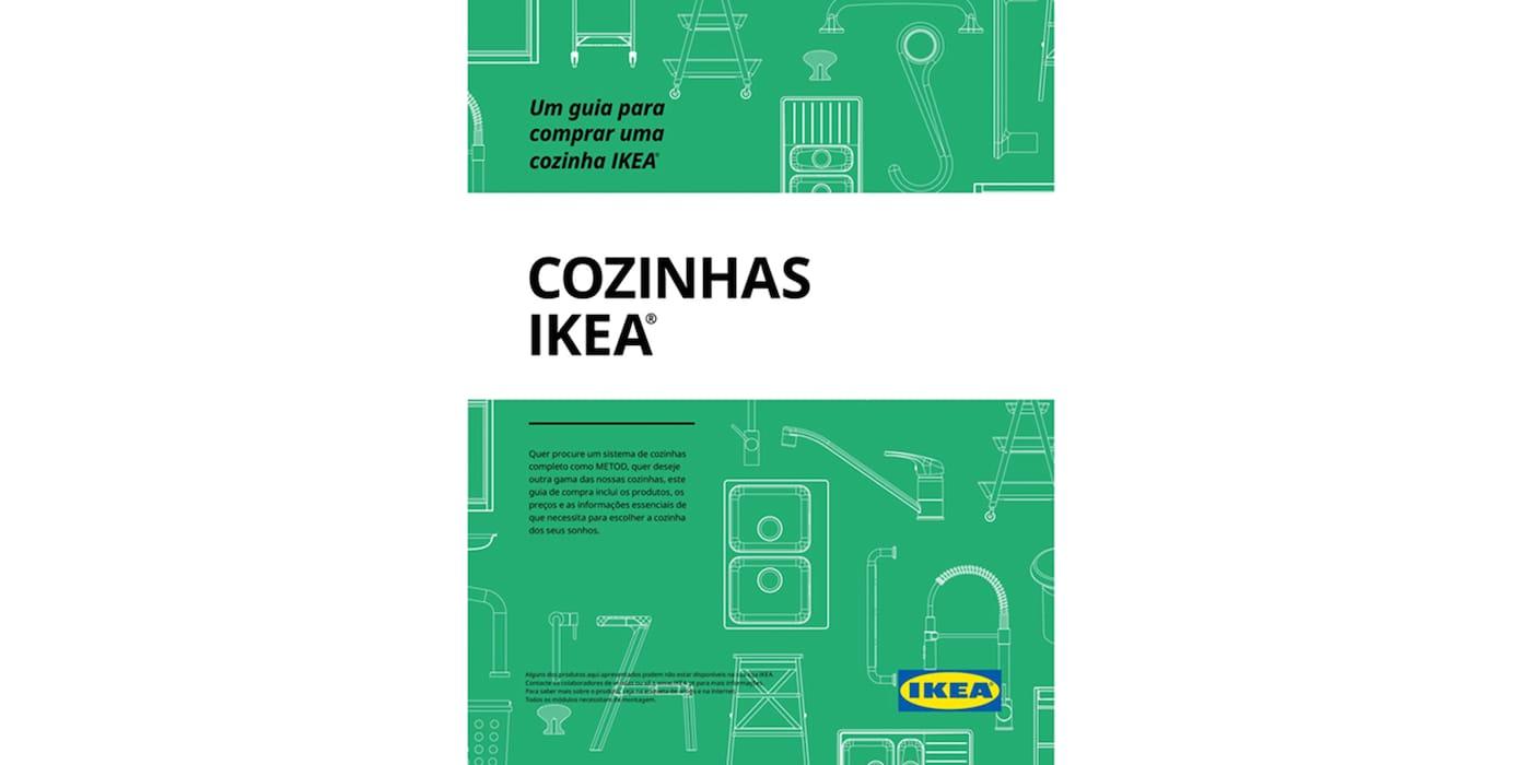 Capa da guia de compra de cozinhas
