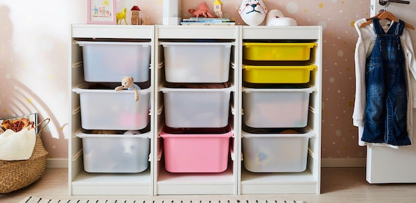 Linking to kids storage and organization page