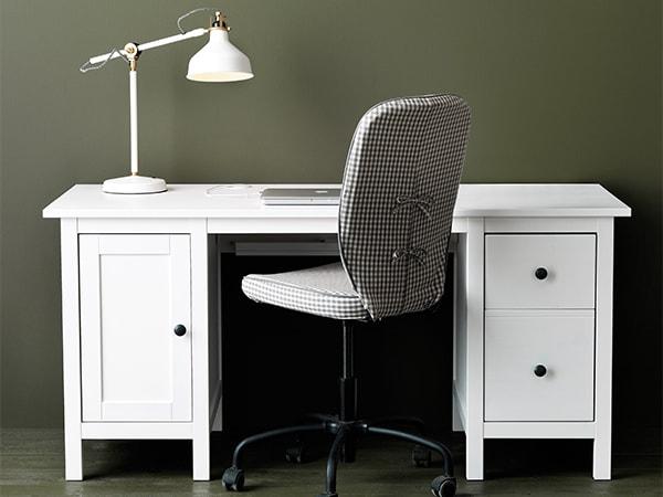 Seria HEMNES do domowego biura