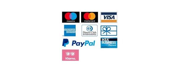 Onlinebestellung Lieferung Zahlungsoptionen