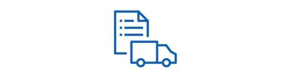 préparation de commande et livraison