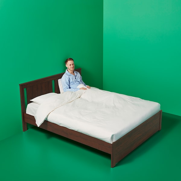 A bed configurator that helps you choose and personalise your new bed.