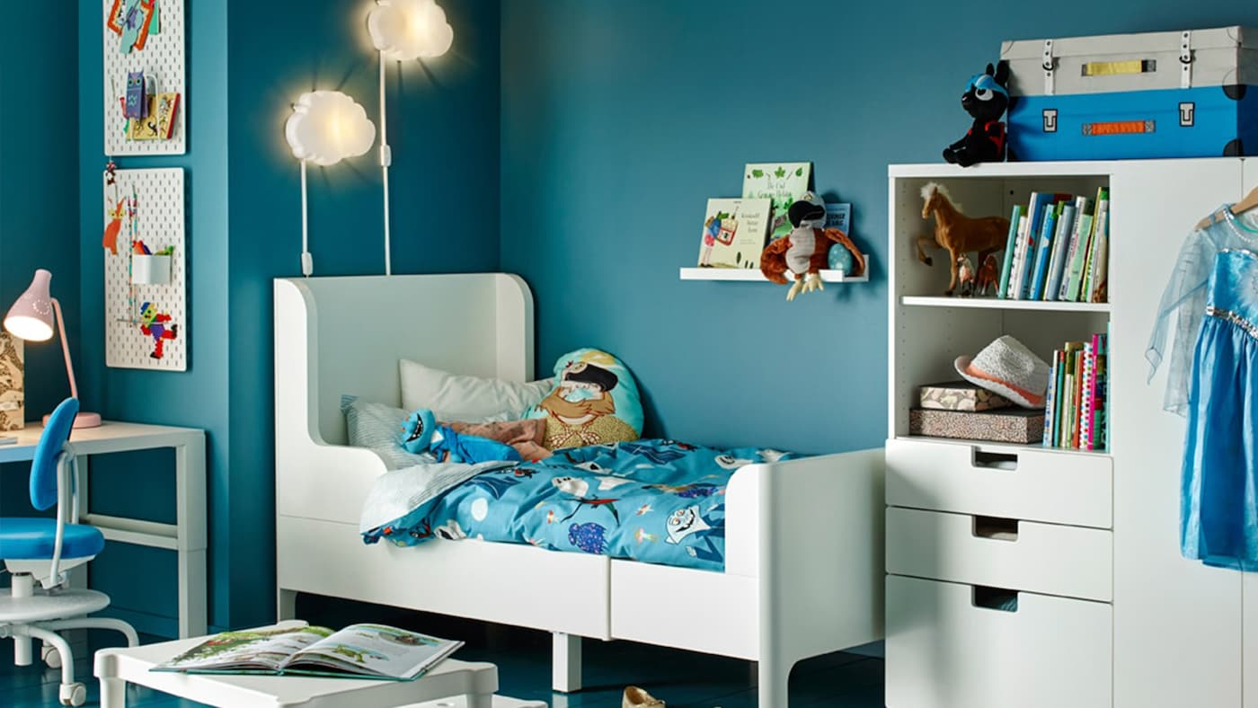 Oikbf50 Outstanding Ikea Kids Bedroom Furniture Finest Collection Wtsenates Info