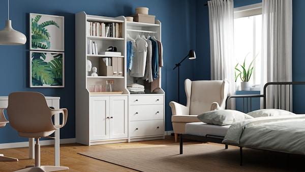 Bedroom Storage Ideas Small Bedroom Storage Ideas Ikea