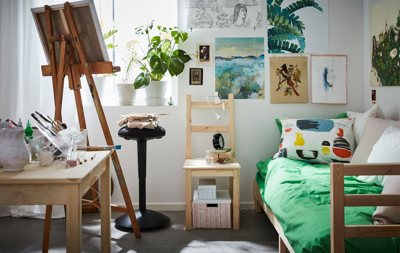 Creative And Cute Dorm Room Ideas Ikea
