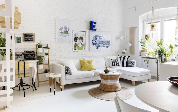 Ideas to Revamp a Small Apartment That Feels Spacious - IKEA