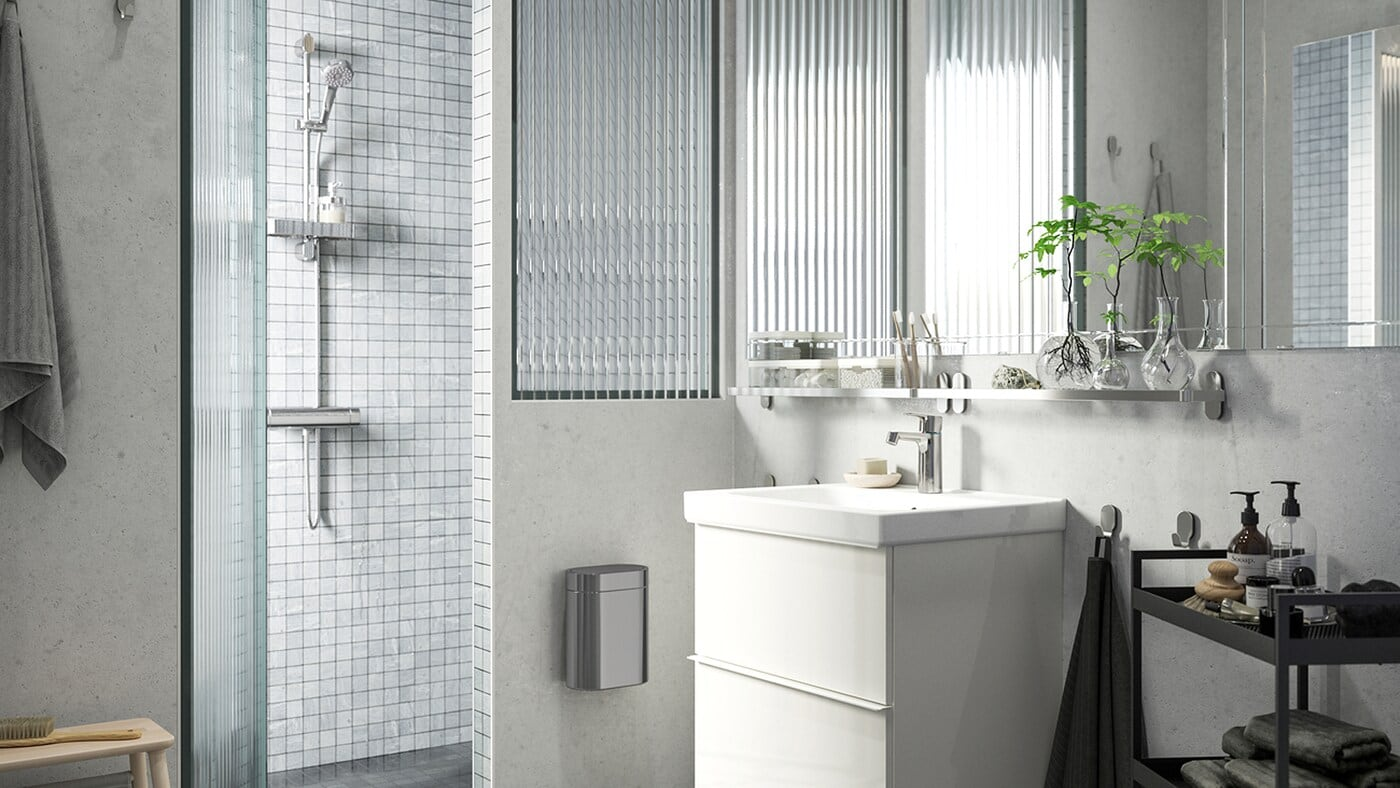 Bathroom Design Ideas Gallery - IKEA CA