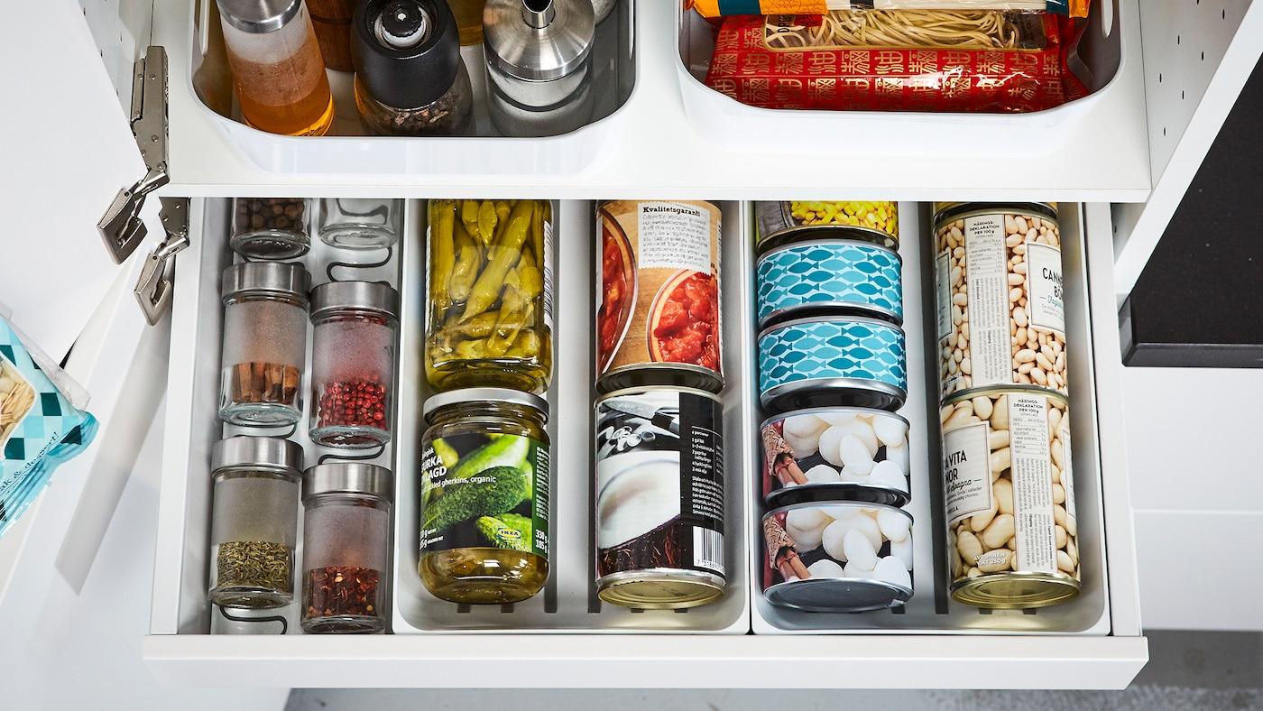 6 Easy Pantry Storage Ideas To Organize Your Kitchen Ikea