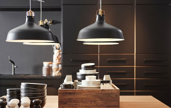 Kitchen Lighting Ideas Small