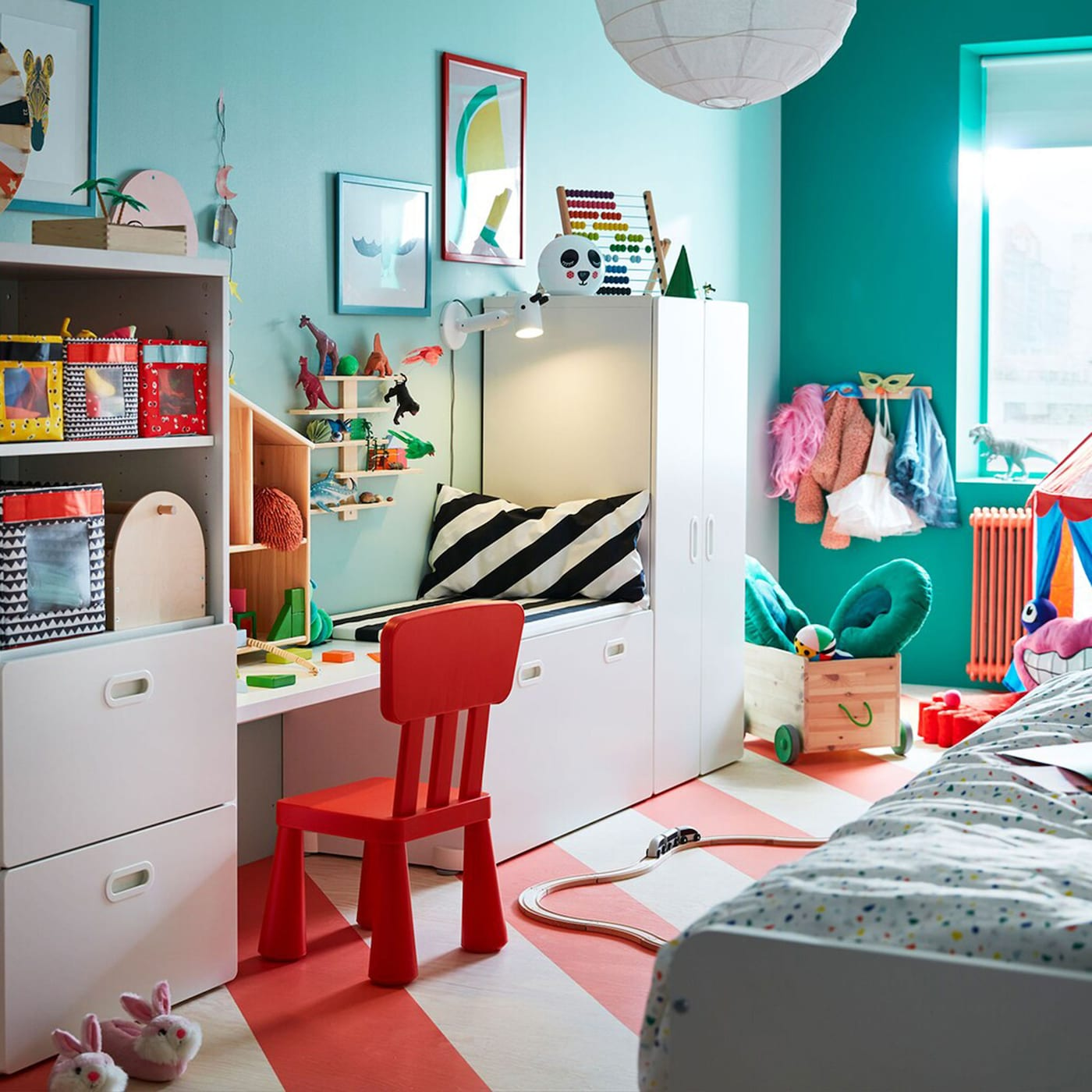 Ikea Kids Study Room: IKEA Children's Room