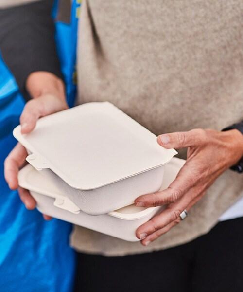 À compter du 9 novembre, IKEA Canada offrira des plats à emporter dans tous les restaurants du pays.