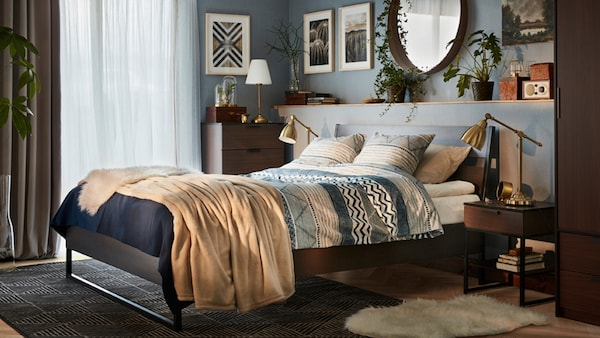 Bedroom furniture ikea ikea - Bedroom sets for small rooms ...