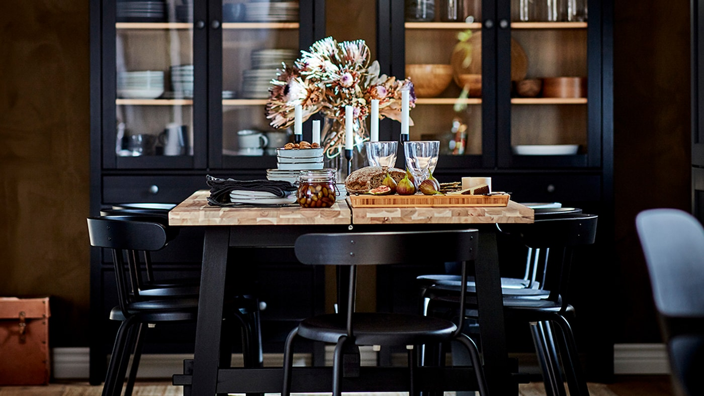Image of: Dining Furniture For Every Room And Style Ikea