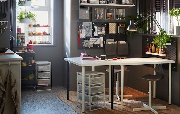 Home Office Ideas Small Office Ideas Ikea Ireland