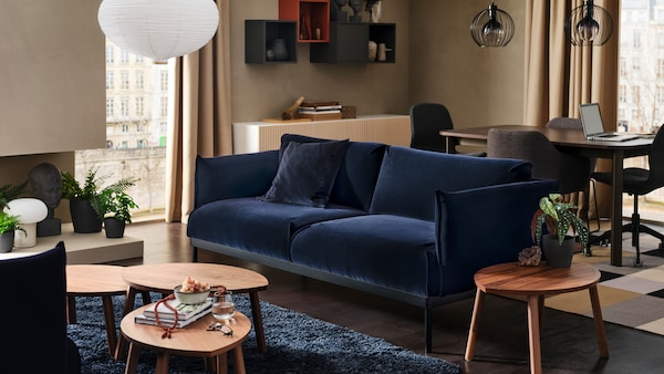 A full gallery of living room ideas.