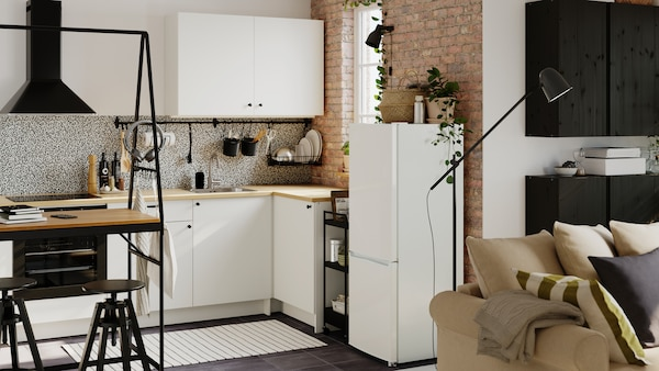 A gallery of kitchen ideas.